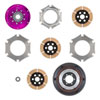 Exedy Racing ZM013SR | Exedy Hyper Triple Cerametallic Clutch Kit MAZDA RX-7 R2 1.3; Rigid Disc; Push Type; 1986-1989 Alternate Image 2