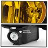 Spyder 5064691 |  Acura TL OEM Fog Lights (no switch) - Yellow - (FL-ATL08-Y); 2007-2008 Alternate Image 3