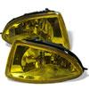 Spyder Honda Civic 04-05 2/4DR OEM Fog Lights - Yellow