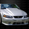 Amerihood FM99AHT4FHW    Ford Mustang 1999-2004 Type-Cowl Style(3 Inch) Functional Heat Extraction Cooling Hood Alternate Image 8