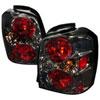 Spec-D 04-07 Toyota Highlander Taillights - (lt-hldr04g-tm)