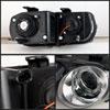 Spyder 5008701 |  Acura Integra Halo Projector Headlights - Chrome - (PRO-YD-AI98-HL-C); 1998-2001 Alternate Image 1