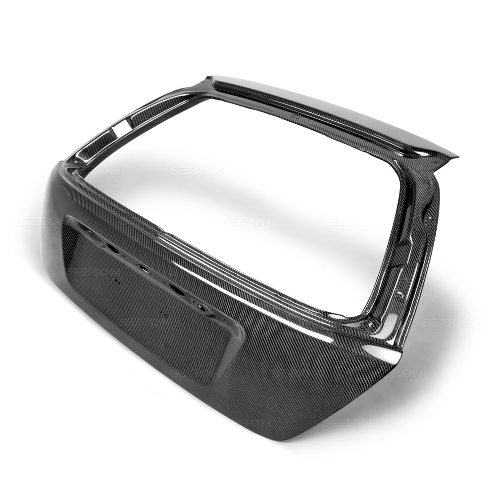 Carbon Fiber Oe Style Trunk Honda