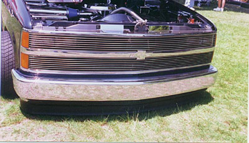 T-Rex 50025 | Chevrolet Pick Up Suburban/Tahoe - Grille ...