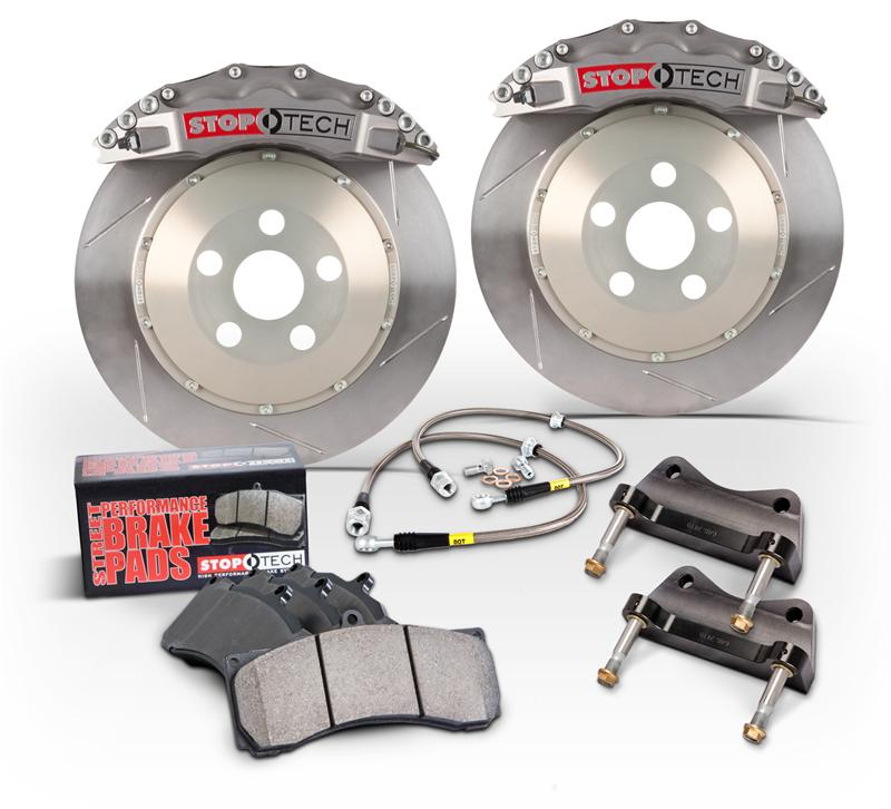 StopTech 83.197.6Q00.R1 Big Brake Kit 1 Pack
