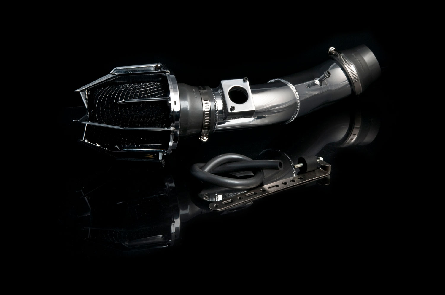 Weapon-R Dragon Air Intake System Cold Ram Kit II For 03 Outlander 4CYL