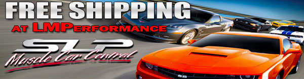 SLP Performance Parts Sale