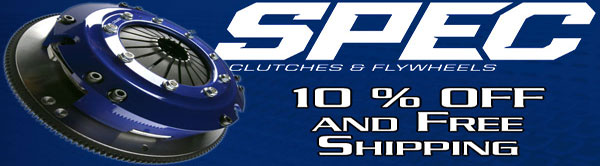 SPEC Clutches and Flywheels on Sale