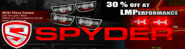 Spyder Lights 30% off